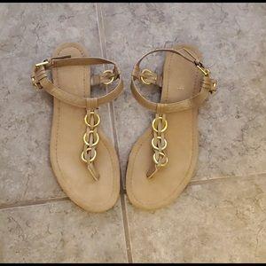 Ralph Lauren carina thong sandals
